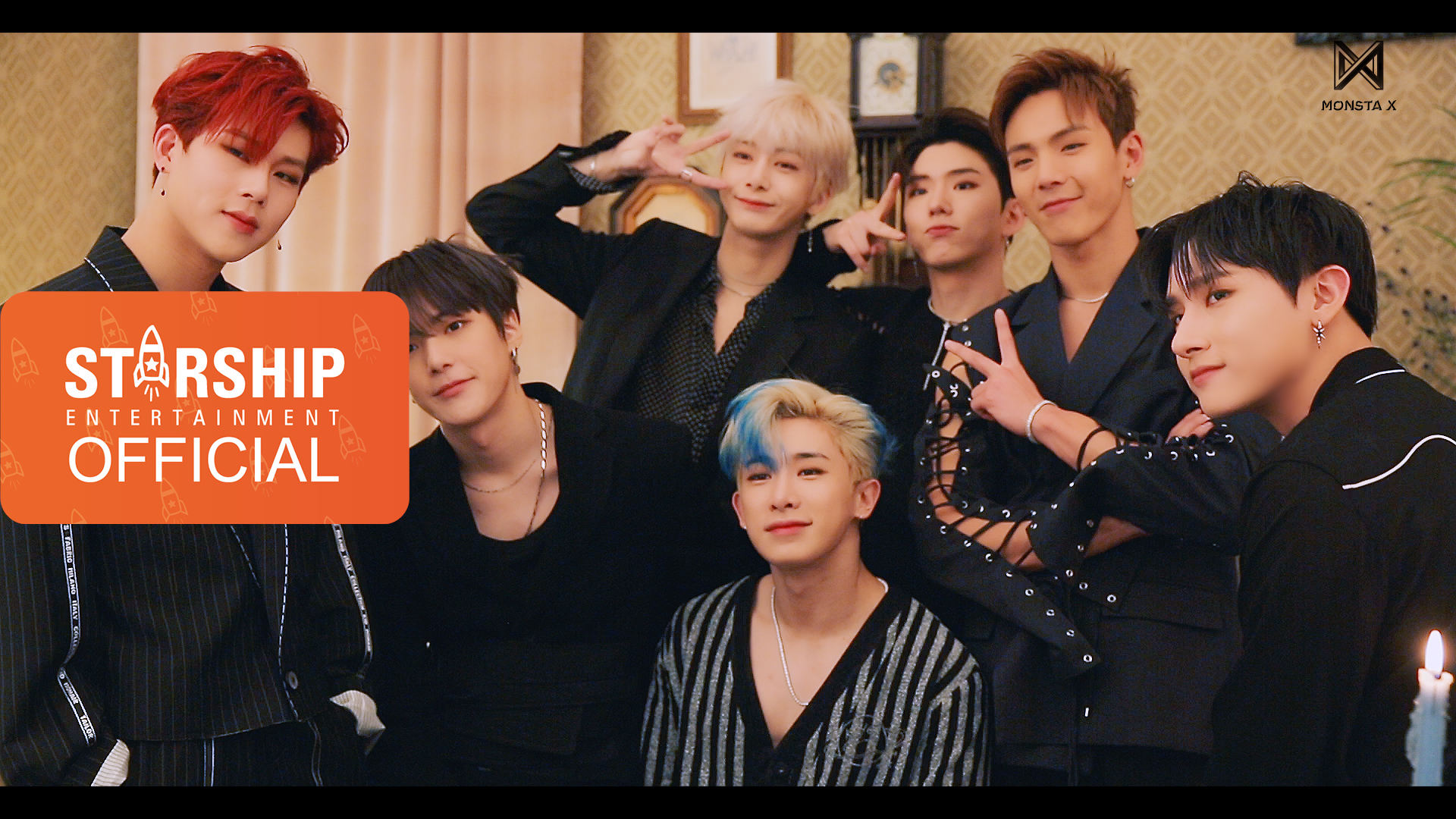 [Making Film] 몬스타엑스 (MONSTA X) - 'Alligator' PHOTOSHOOT