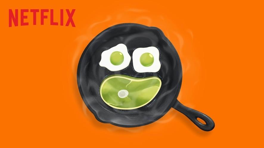 [Netflix] 초록 달걀과 햄 시즌 1 – 공식 티저 예고편