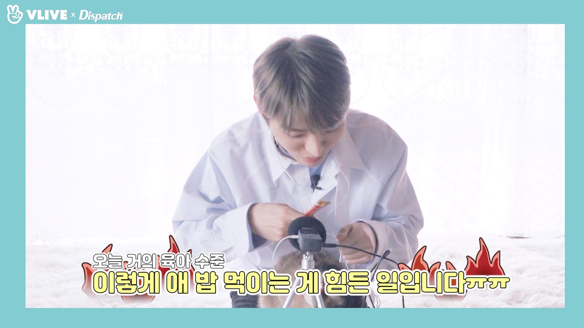 "[ⓓxV] ""지룽이의 냐옹이 ASMR 입문기"" (윤지성 :YOON JI SUNG)"