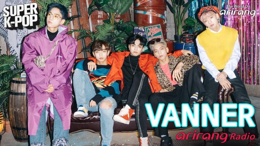 Arirang Radio (Super K-Pop / VANNER)