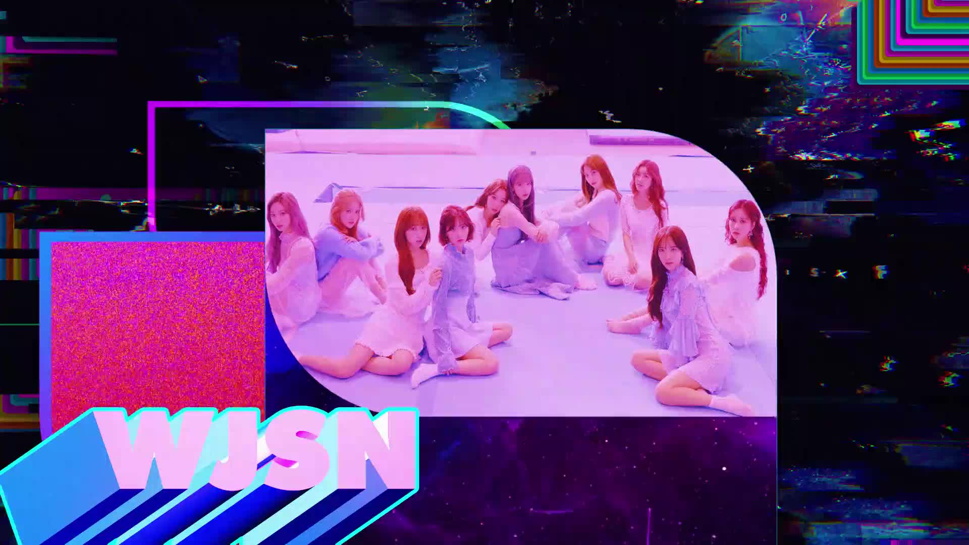 [Part. 02]  2019 GLOBAL VLIVE TOP 10 - WJSN <re:memVer party>