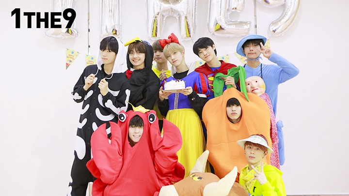 1THE9(원더나인) - 마법 같아 Choreography (Costume ver.2)