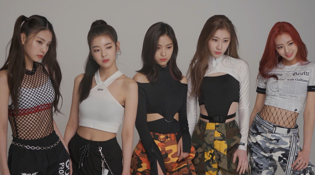 [ITZY? ITZY!(있지? 있지!)] EP2. 촬영장에 있지!
