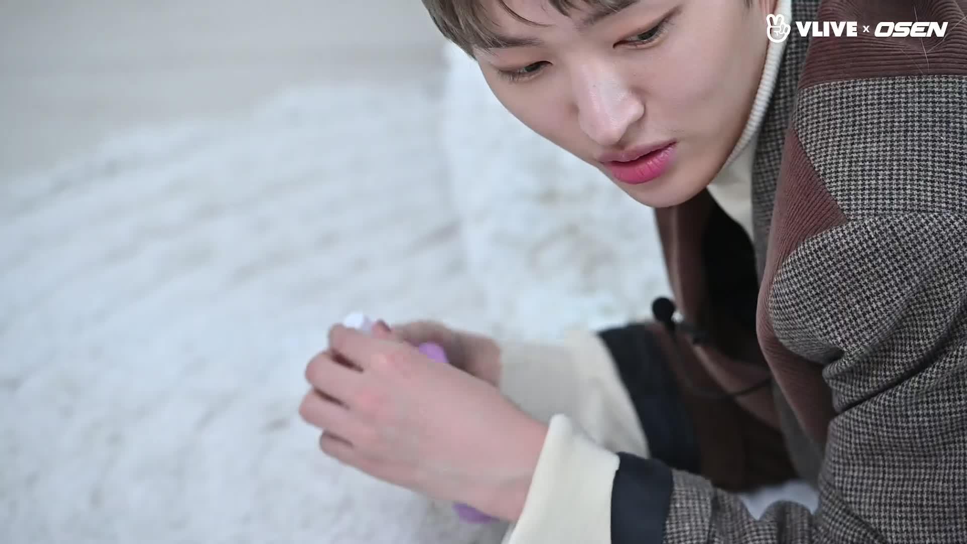 Yoon Jisung 윤지성 'Star Road' EP.06