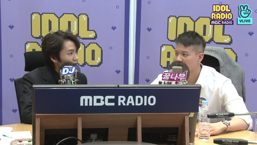 [Full] 'IDOL RADIO' ep#143. 들장미 소년 (w. 비투비 프니엘, 더보이즈 큐, 골든차일드 지범)
