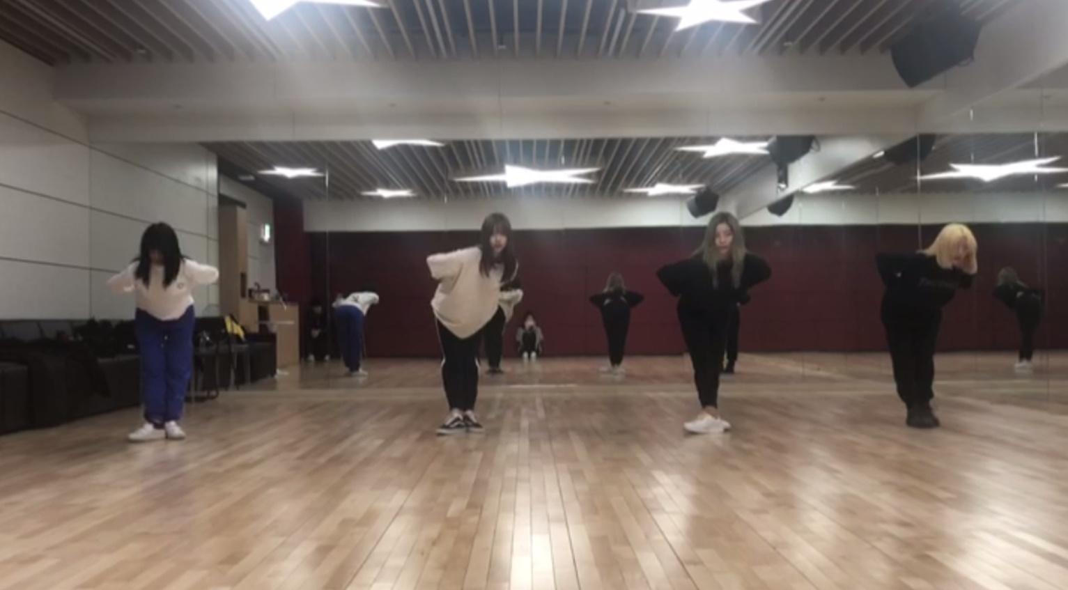 "TWICE 모미다채 ""MOVE(TAEMIN)"" COVER Dance Practice"
