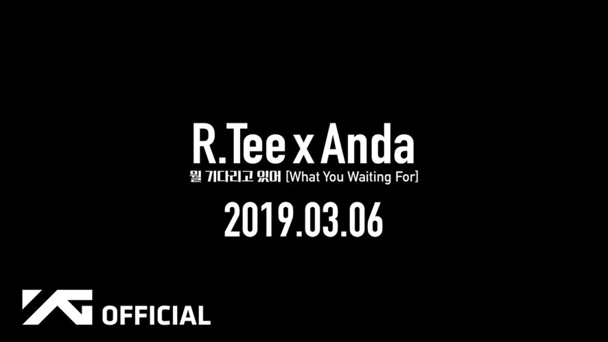 R.Tee x Anda - 뭘 기다리고 있어(What You Waiting For) PERFORMANCE VIDEO TEASER 01