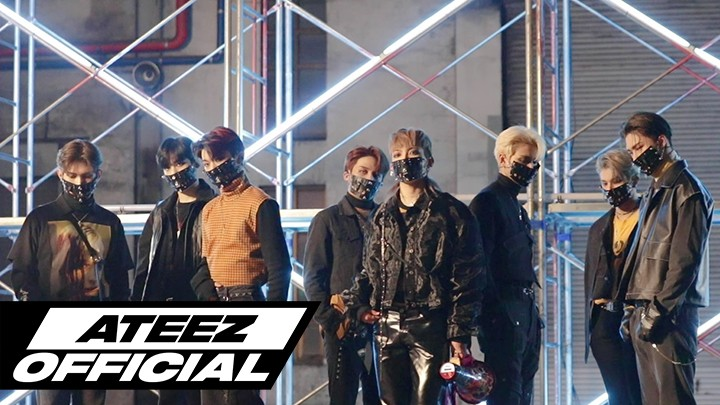 [ATEEZ] THE RECORD_EP 10. 2nd EP HALA HALA Performance M/V Shoot Behind