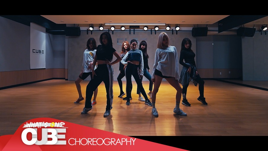 CLC - 'Like It' (Choreography Practice Video)