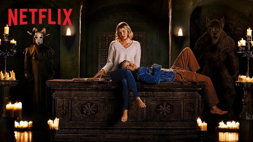 [Netflix] 잭 모턴과 언더월드 시즌 1 - 공식 예고편