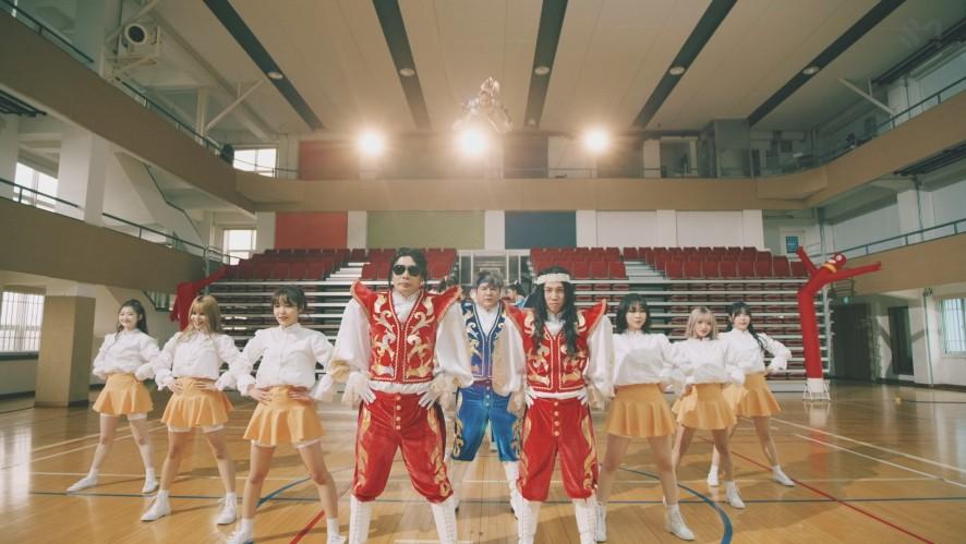 [STATION 3] SUV (신동&UV) '치어맨 (Cheer Man)' MV Teaser