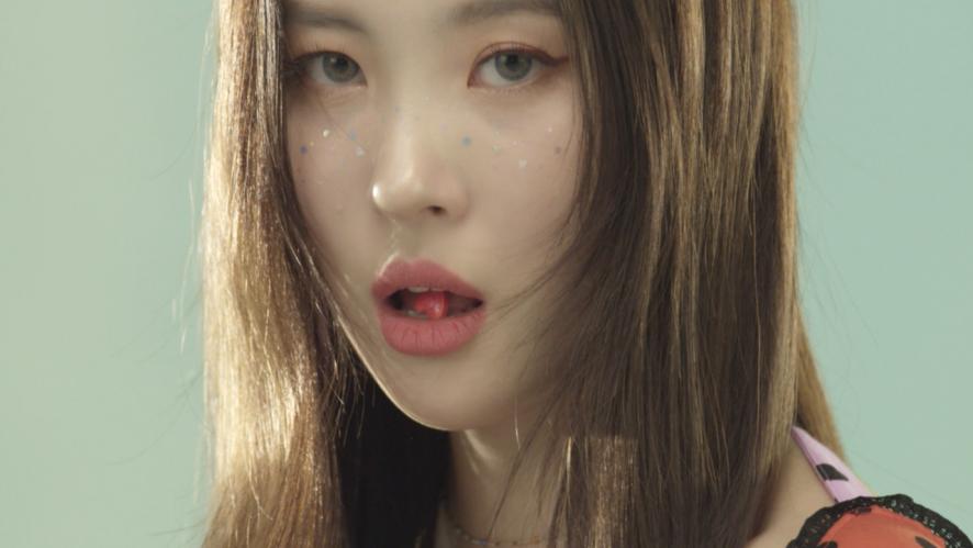 [2nd Teaser] 선미 (SUNMI) - '누아르(Noir)' MV Trailer