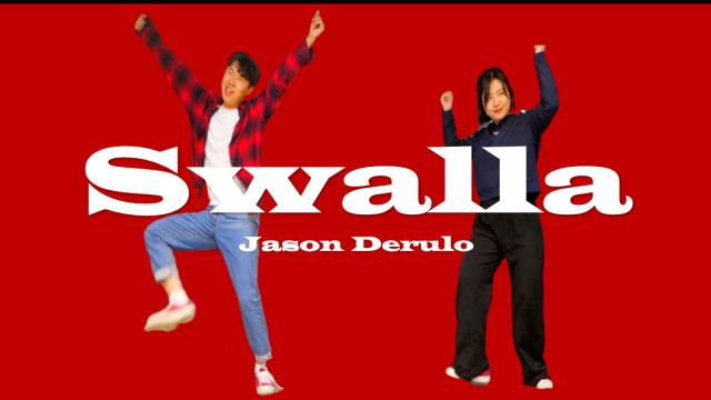 스왈라~ 다이어트 댄스 Jason Derulo - Swalla (feat. Nicki Minaj & Ty Dolla $ign)