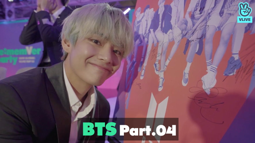 BTS re:memVer party [Part.04] 2019 GLOBAL VLIVE TOP 10