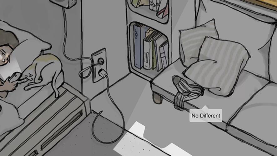 "Epik High's new album: sleepless in __________ Chapter 5 - ""No Different"""