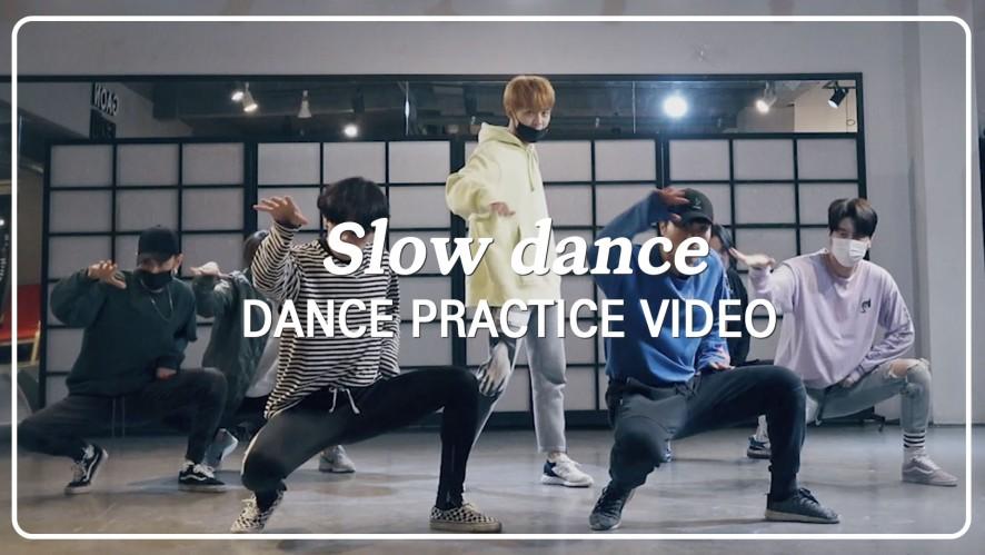 [박유천 ParkYuChun] 'Slow Dance' Studio Dance Practice