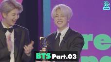 BTS 리멤버파티 시상식 파트 3 / 2019 GLOBAL VLIVE TOP 10