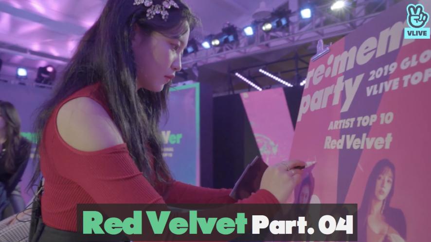 Red Velvet re:memVer party [Part.04] 2019 GLOBAL VLIVE TOP 10