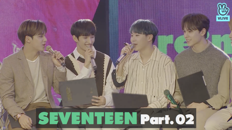 SEVENTEEN re:memVer party [Part.02] 2019 GLOBAL VLIVE TOP 10