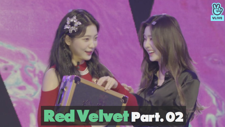 Red Velvet re:memVer party [Part.02] 2019 GLOBAL VLIVE TOP 10