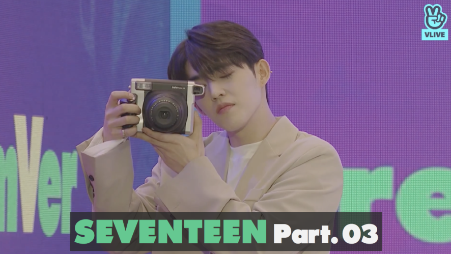 SEVENTEEN re:memVer party [Part.03] 2019 GLOBAL VLIVE TOP 10