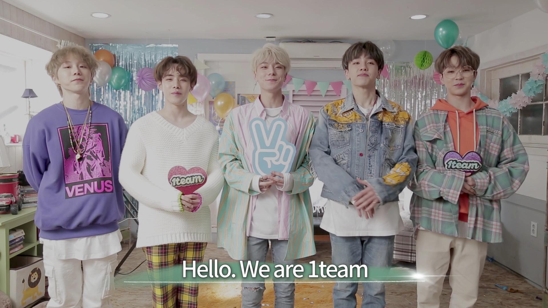 [♥ Mission] 1TEAM의 하트 미션! 천만하트를 부탁해♥