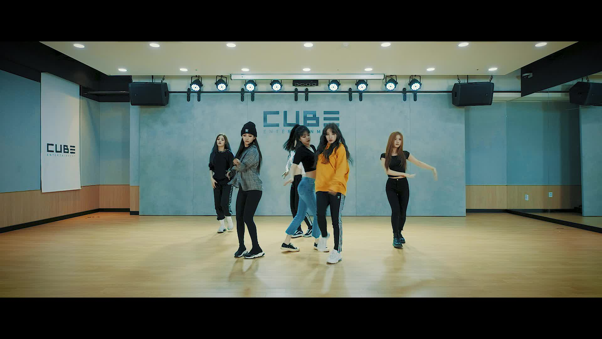 (여자)아이들 - 'Senorita' (Choreography Practice Video)