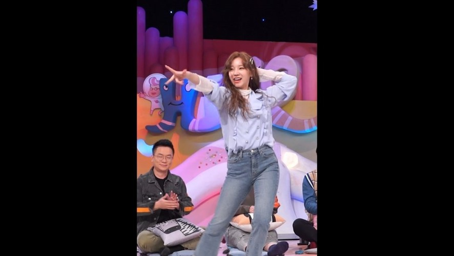 [3월 4일 선공개] (여자)아이들 우기(YUQI) 직캠❤ 오늘 밤 11시 10분 <안녕하세요>와 함께~