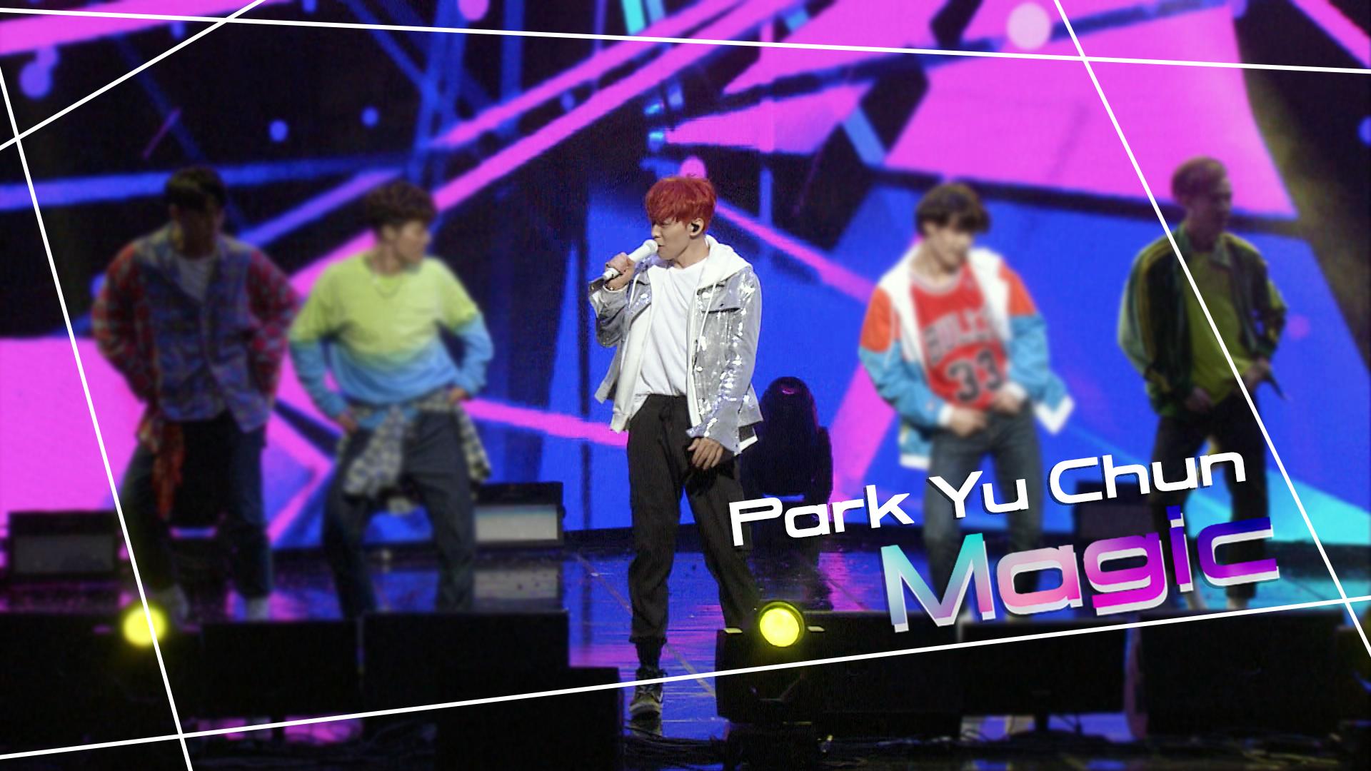박유천(ParkYuChun) - 'Magic'(feat. 1st Solo Album 'Slow Dance' Making)
