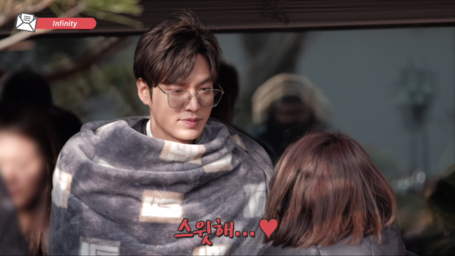 [LEE MIN HO] 8 Letters #EP6. Infinity (∞)