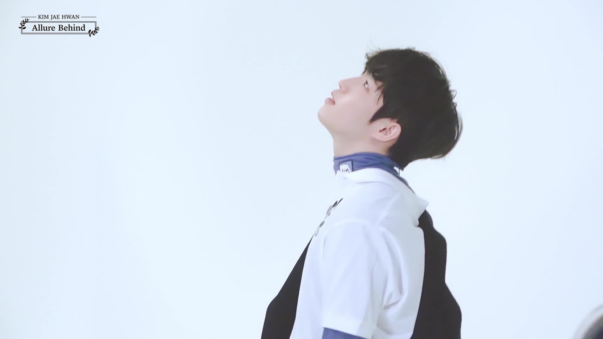 [BEHIND] 김재환(Kim jaehwan) - 얼루어 비하인드 (Allure Behind)