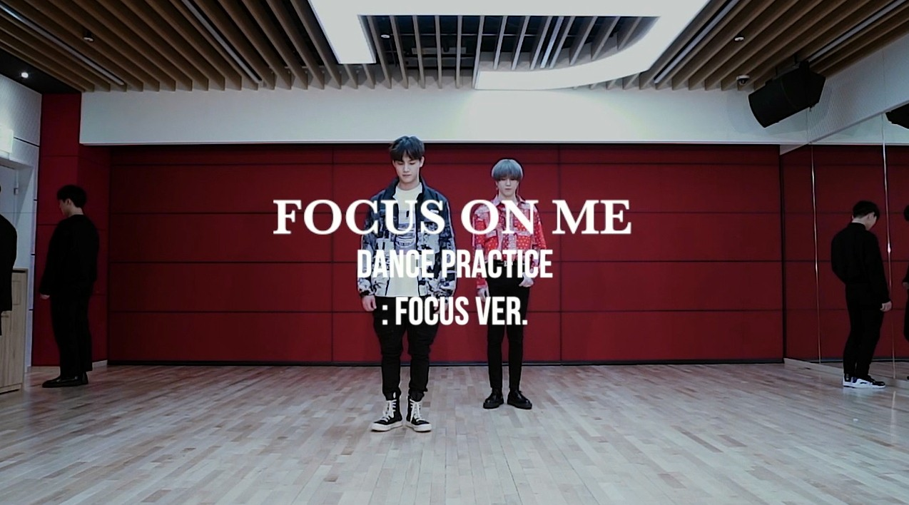 "Jus2(저스투) ""FOCUS ON ME"" Dance Practice (FOCUS Ver.)"