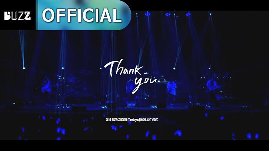 버즈(BUZZ) 2018 'Thank You' 전국투어 콘서트 하이라이트