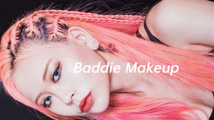 EUNBI✟Asian Baddie Makeup Tutorial 인스타 좋아요 1000개 부르는 힙한 메이크업