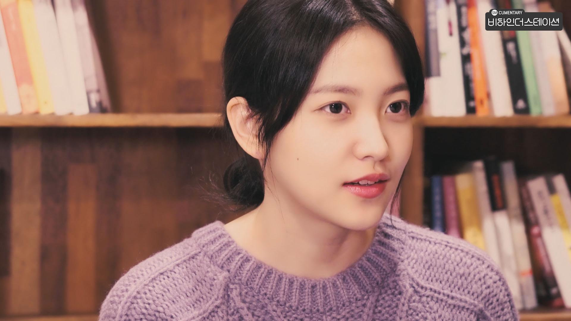 [STATION 3] YERI 예리 '스물에게 (Dear Diary)' 비하인더스테이션 #1 예리에게 하는 스무 가지 질문