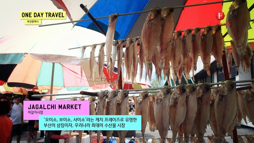 One Day Travel : 부산