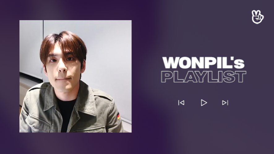[V PICK! Playlist] DAY6 WONPIL's Play List🎶