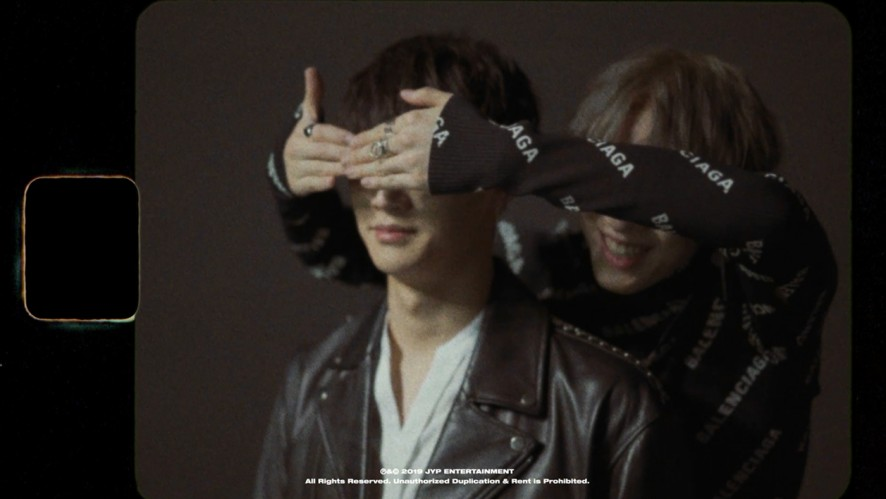 "Jus2(저스투) ""FOCUS ON ME"" M/V MAKING FILM"