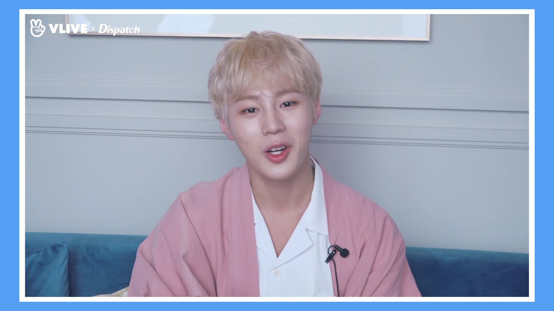 "[ⓓxV] ""Welcome Oping for Indonesia V-Today"" (HA SUNG WOON)"