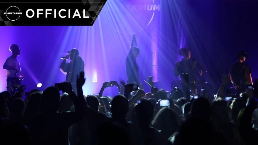 Planetarium Records 'WE GO HOLIC' Europe Tour Concert footage