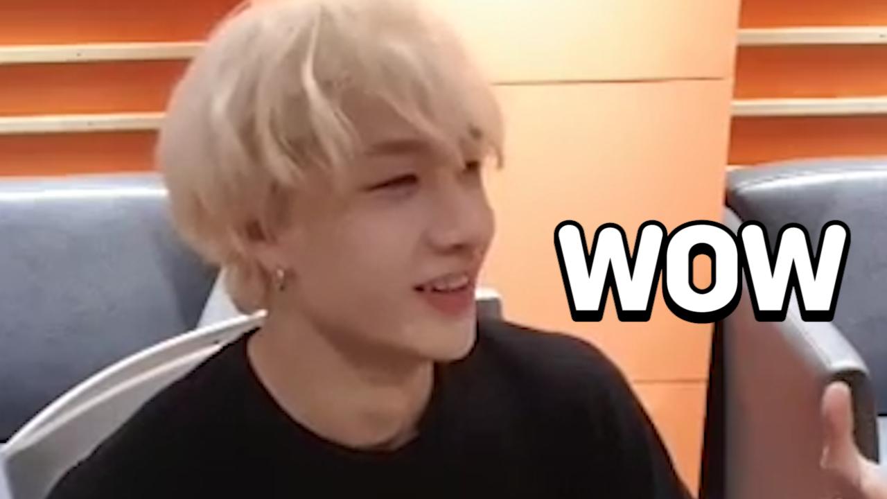 [Stray Kids] (슼둥이들 티저보느라) 오늘 밤도 결국엔 awake,,, 내일 밤도 아마 이럴 듯해,,,(Bang Chan recommending a song)