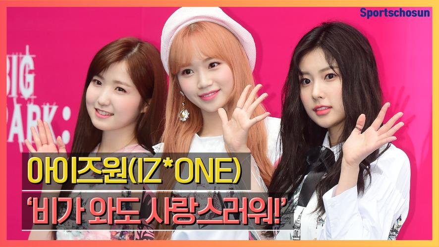 """아이즈원(IZ*ONE) """"사랑스러움 한가득"""" (2019 FW 서울패션위크)"""
