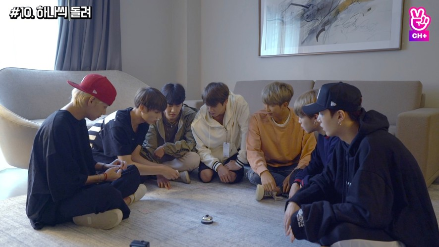 [BTS+] Run BTS! 2019 - EP.68 :: Behind the scene