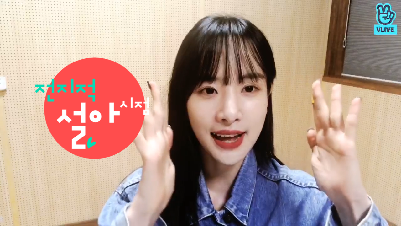 [WJSN] 📣다들 조용!! 설아님 말씀하신다!!! (SEOLA talking about members)