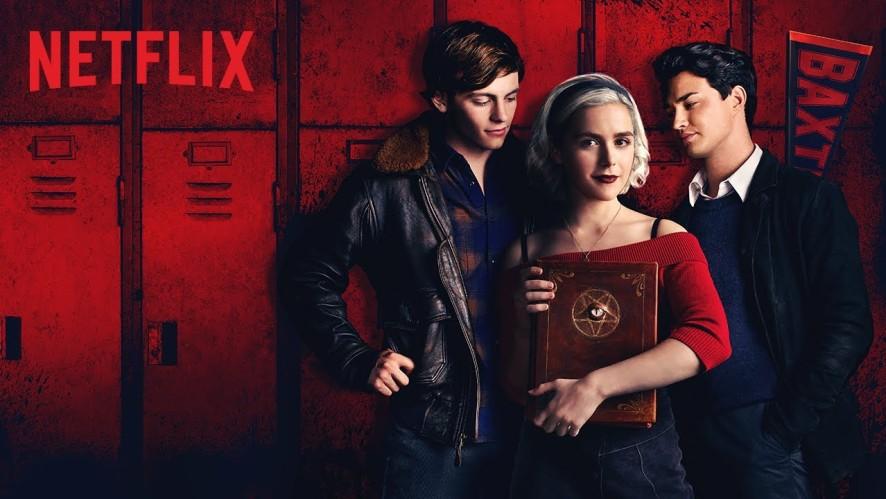 [Netflix] 사브리나의 오싹한 모험: 파트 2 - 예고편