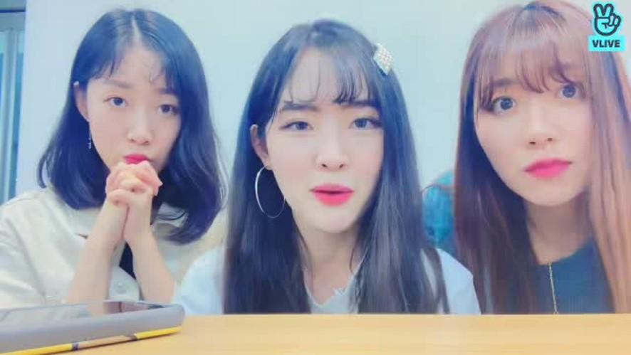 클로리스 chloris- 선우,미진,지니 random dance time!!🥳