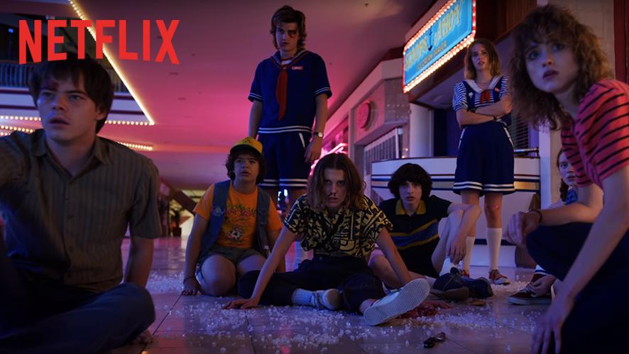 [Netflix]기묘한 이야기 시즌 3 - 공식 예고편