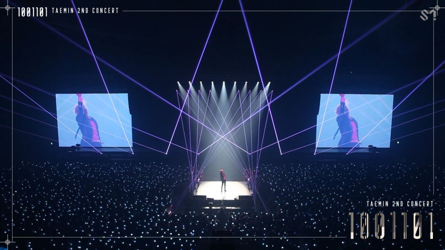 The Greatest Moments : 태민 TAEMIN 2nd CONCERT [T1001101] PART.1
