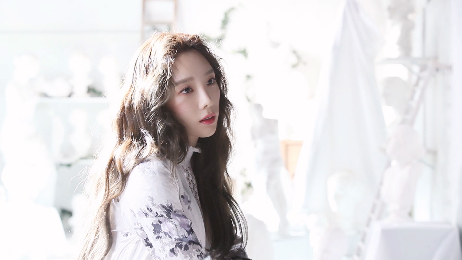 TAEYEON 태연 '사계 (Four Seasons)' MV Making Film