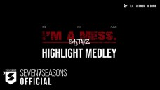 블락비 바스타즈(Block B BASTARZ) 3rd Mini Album [I'm a mess.] HIGHLIGHT MEDLEY